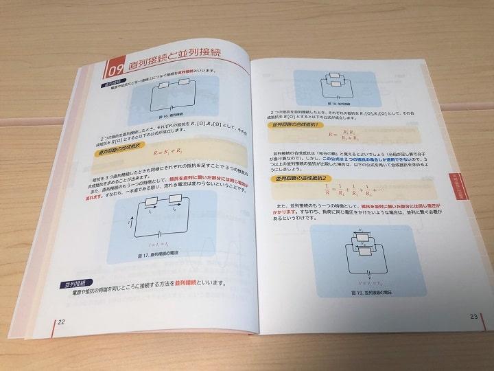 SAT電験3種通信講座 電気数学テキストの中身